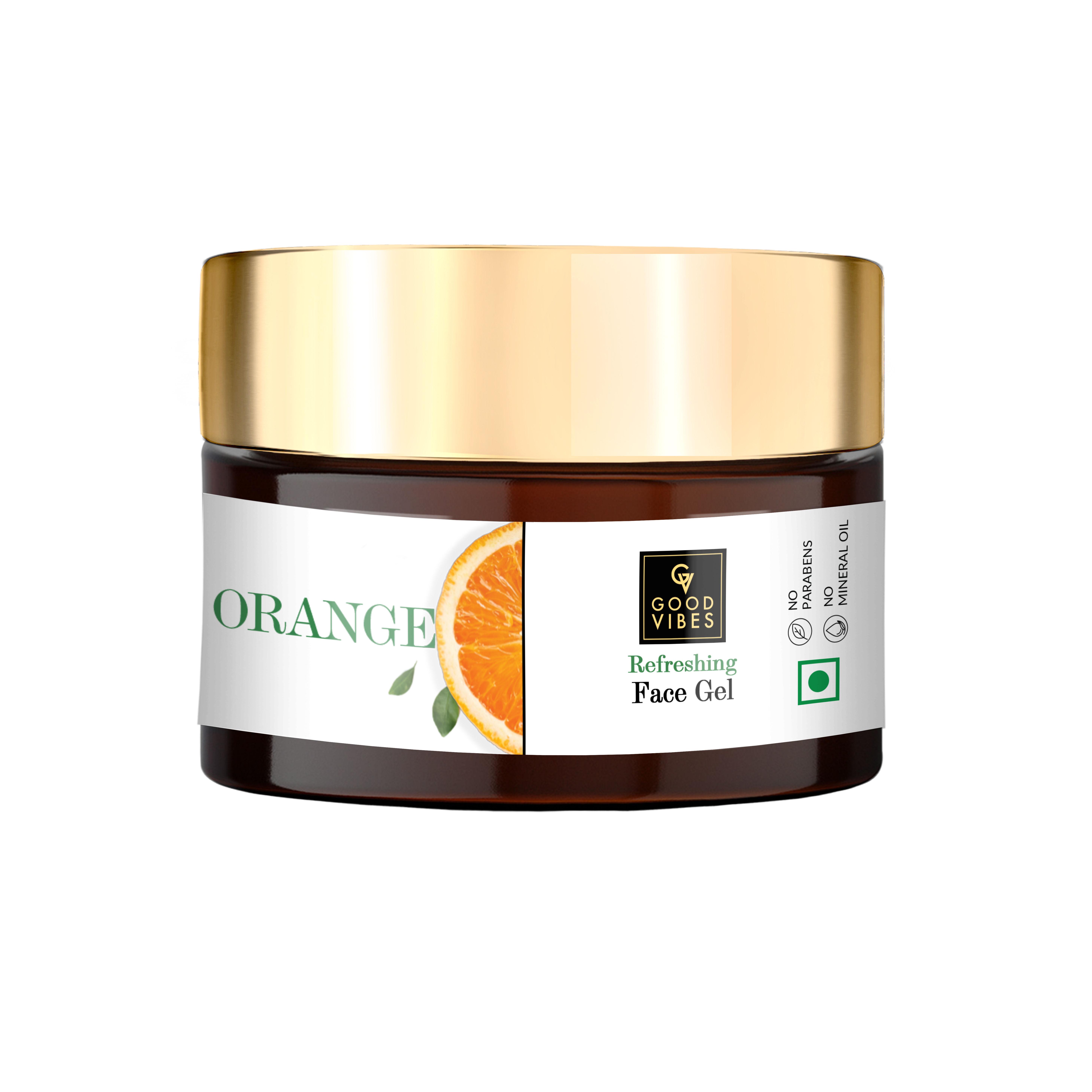 Good Vibes | Good Vibes Gel - Orange (50 g)