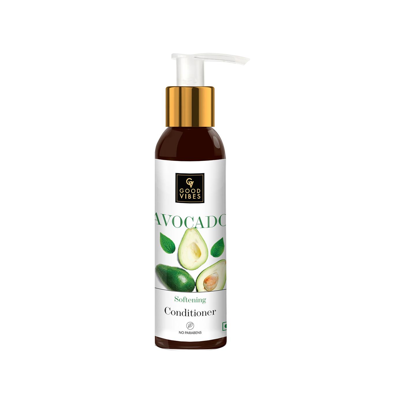 Good Vibes | Good Vibes Softening Hair Conditioner - Avocado (120 ml)
