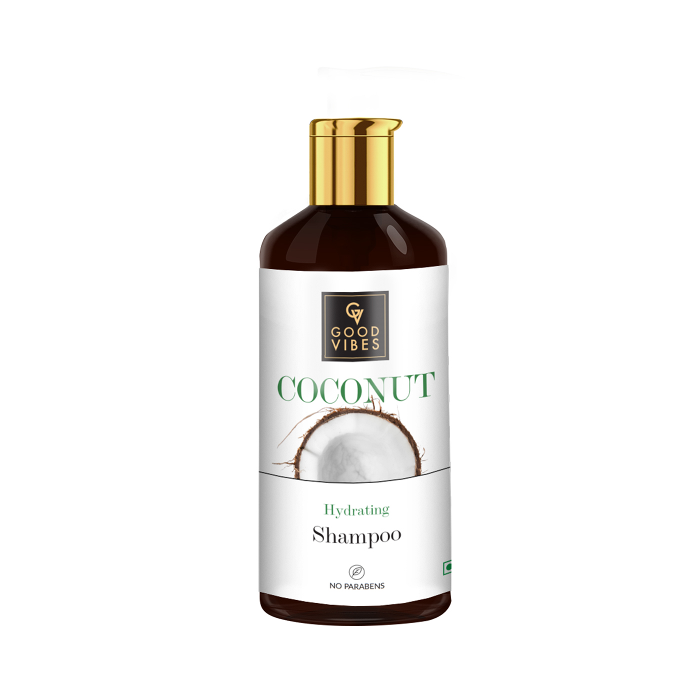 Good Vibes | Good Vibes Hydrating Shampoo - Coconut (300 ml)