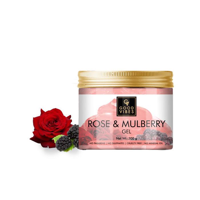 Good Vibes | Good Vibes Gel - Rose & Mulberry (300 g)
