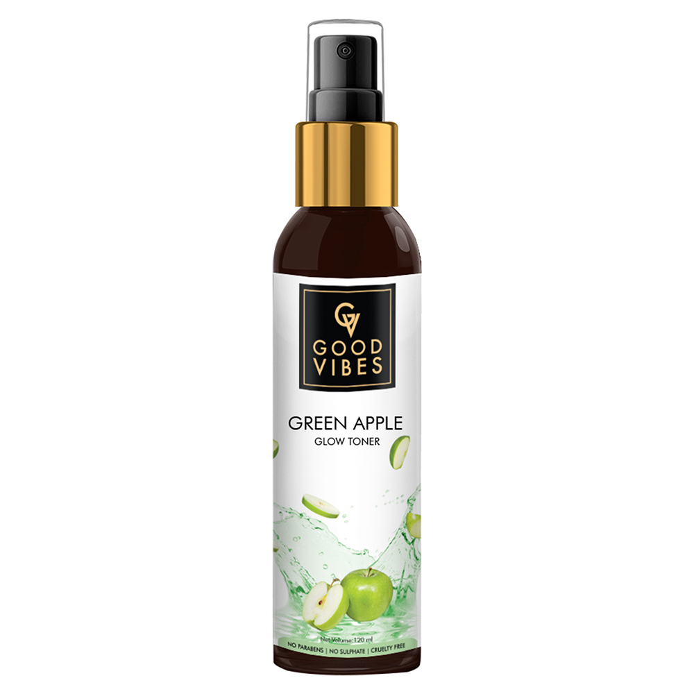 Good Vibes | Good Vibes Toner - Green Apple (120 ml)