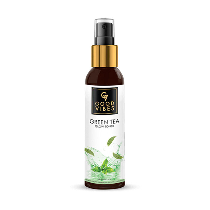 Good Vibes | Good Vibes Glow Toner - Green Tea (120 ml)