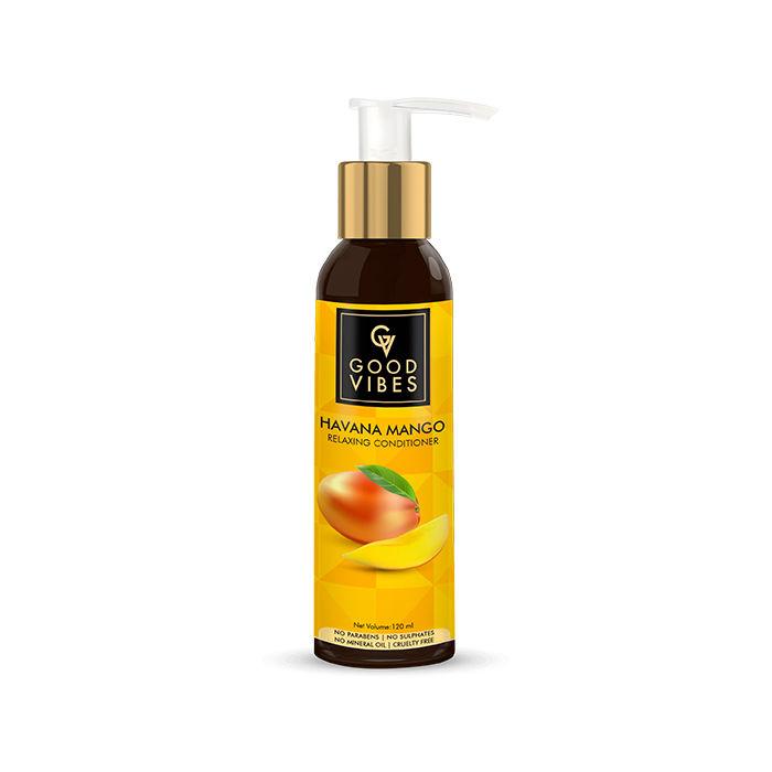 Good Vibes | Good Vibes Relaxing Conditioner - Havana Mango (120 ml)