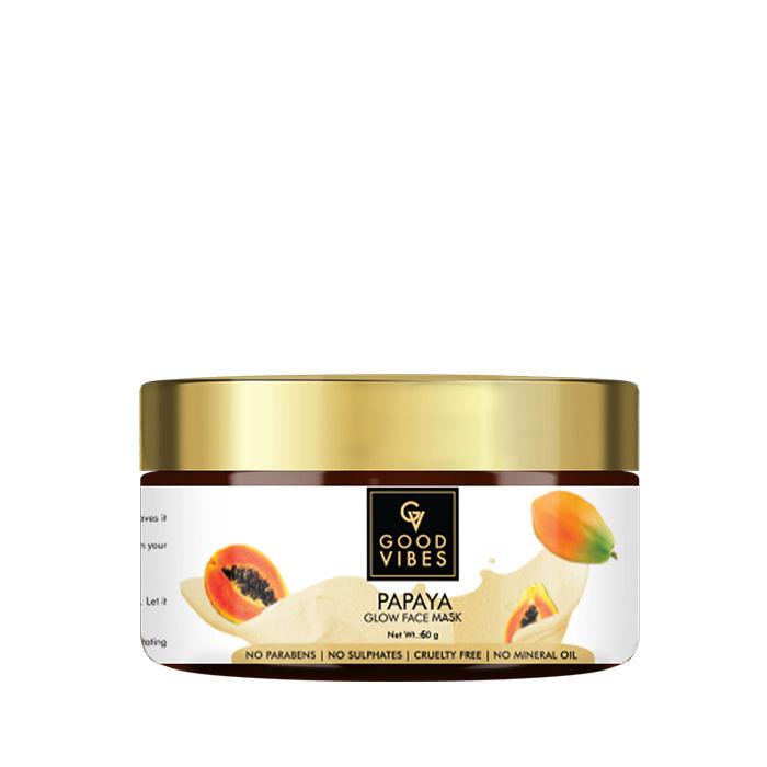 Good Vibes | Good Vibes Glow Face Mask - Papaya (60 g)