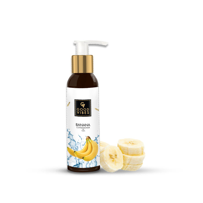 Good Vibes | Good Vibes Conditioner - Banana (120 ml)