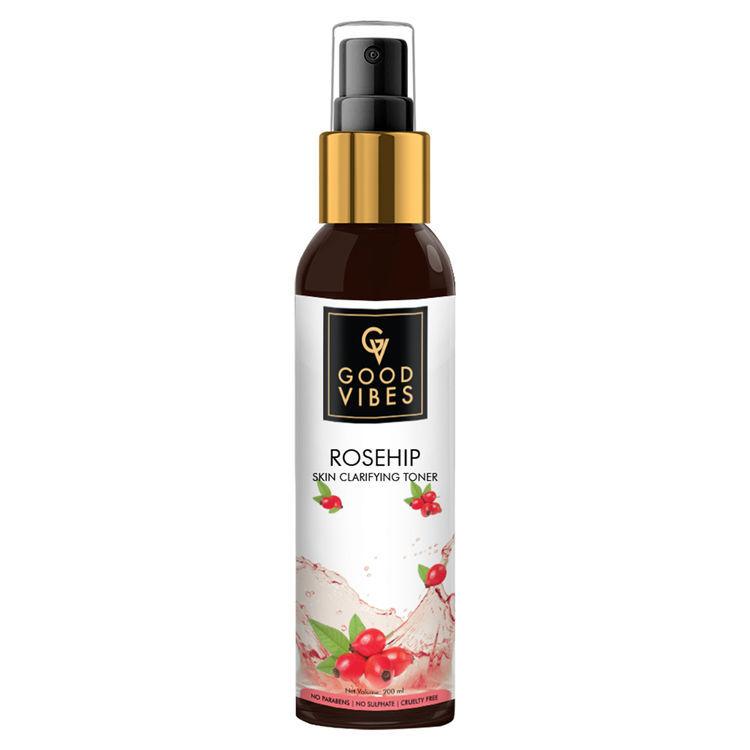 Good Vibes | Good Vibes Skin Clarifying Toner - Rosehip (200 ml)