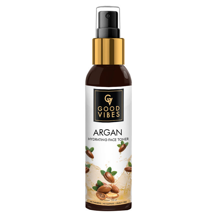Good Vibes | Good Vibes Hydrating Toner - Argan (120 ml)
