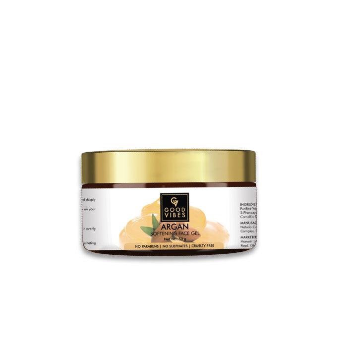 Good Vibes | Good Vibes Softening Face Gel - Argan (50 g)