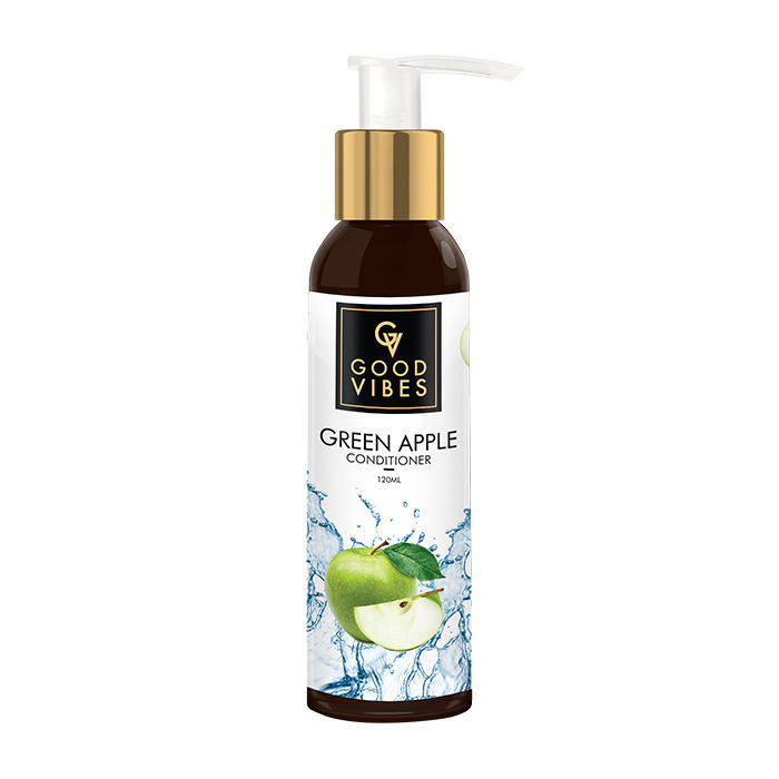 Good Vibes | Good Vibes Conditioner - Green Apple (120 ml)