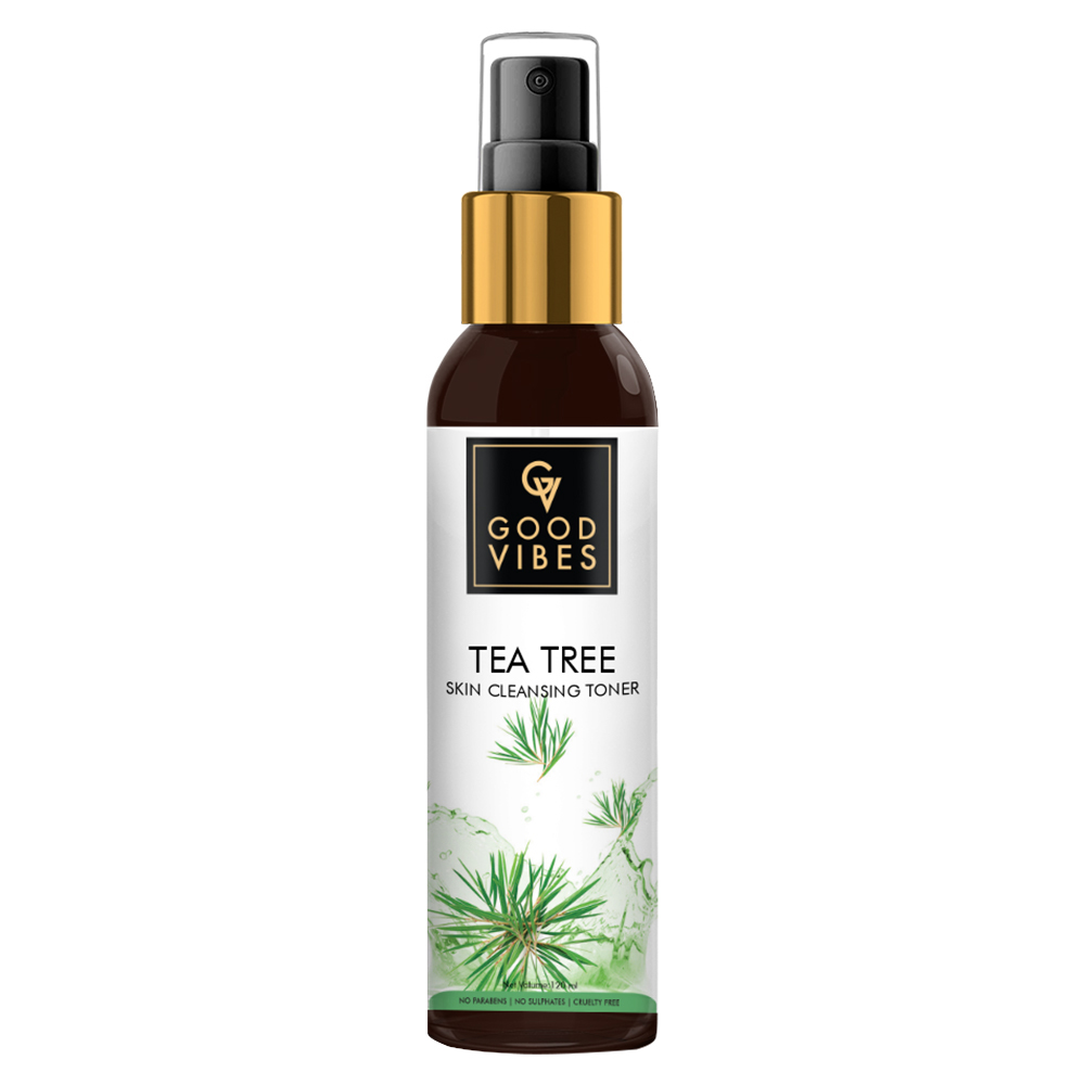 Good Vibes   Good Vibes Tea Tree Skin Cleansing Toner (120 ml)