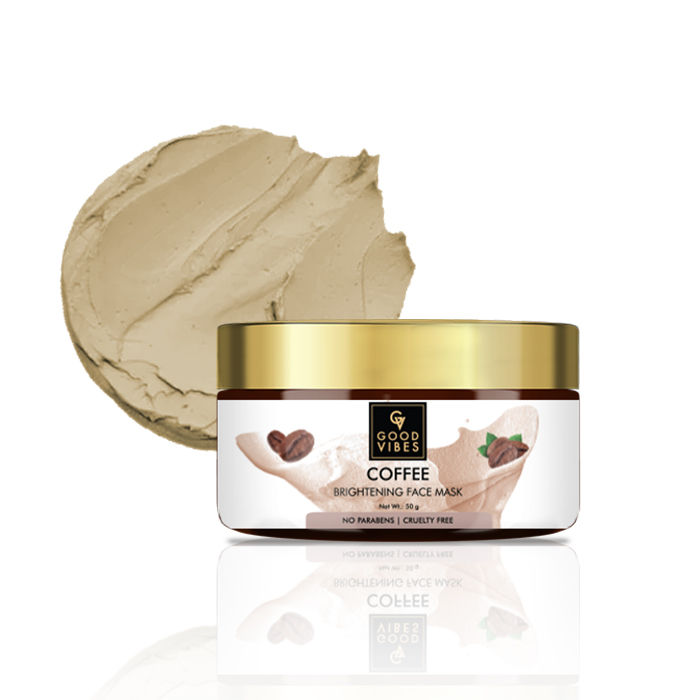 Good Vibes | Good Vibes Coffee Brightening Face Mask (50 g)