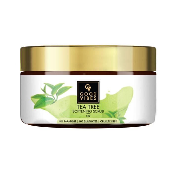 Good Vibes | Good Vibes Softening Scrub - Tea Tree (50 g)