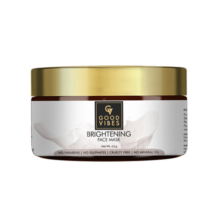 Good Vibes | Good Vibes Face Mask - Brightening (60 g)