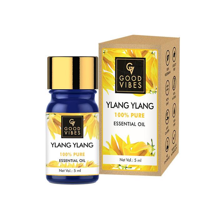 Good Vibes | Good Vibes 100% Pure ylang ylang Essential Oil (5 ml)