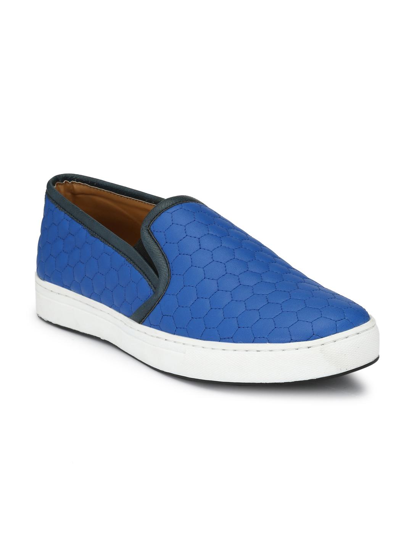 Guava   Guava Men's Pavo Slip-Ons - Blue