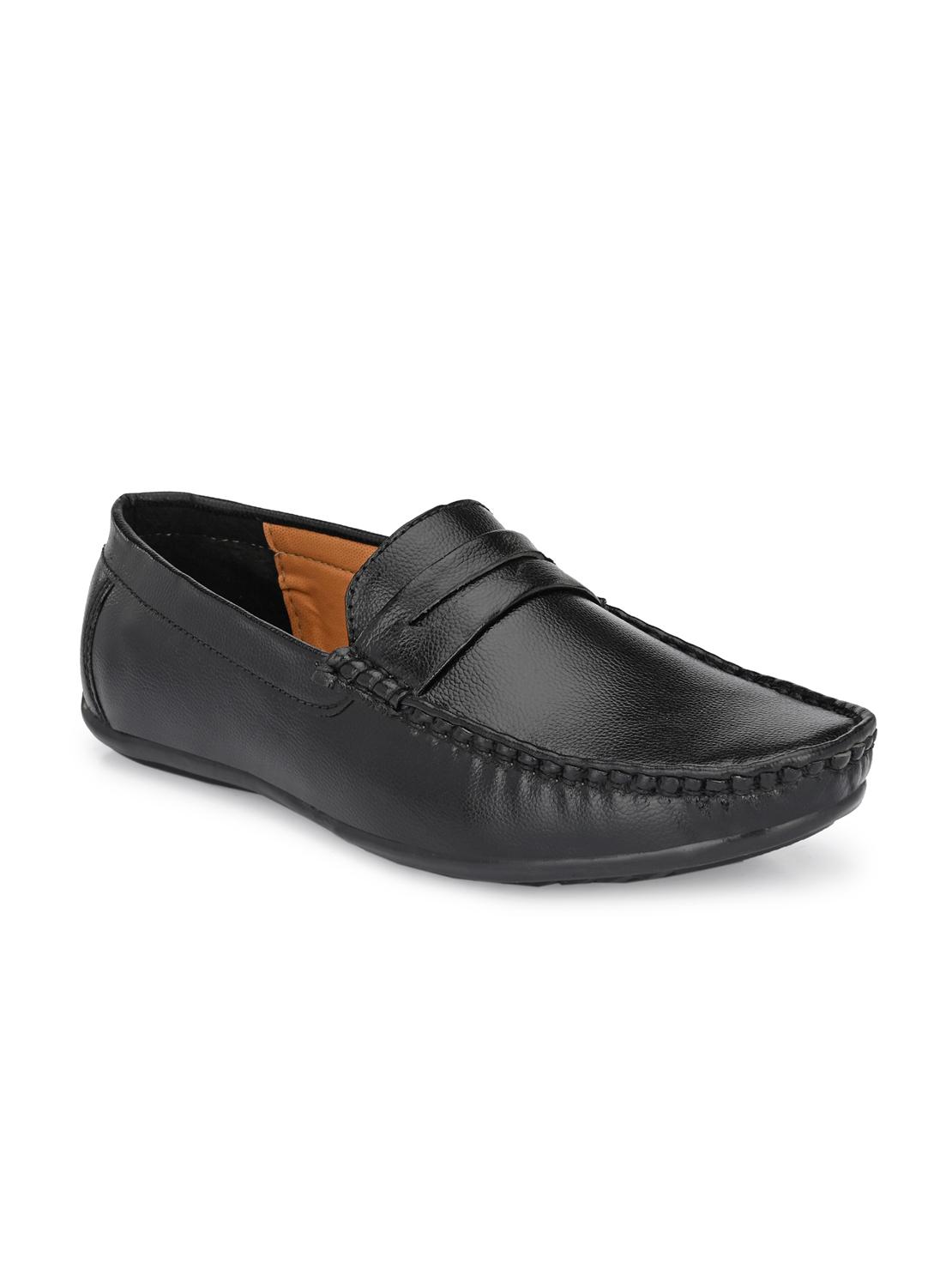 Guava | Guava Men's Casual loafer Shoe - Black