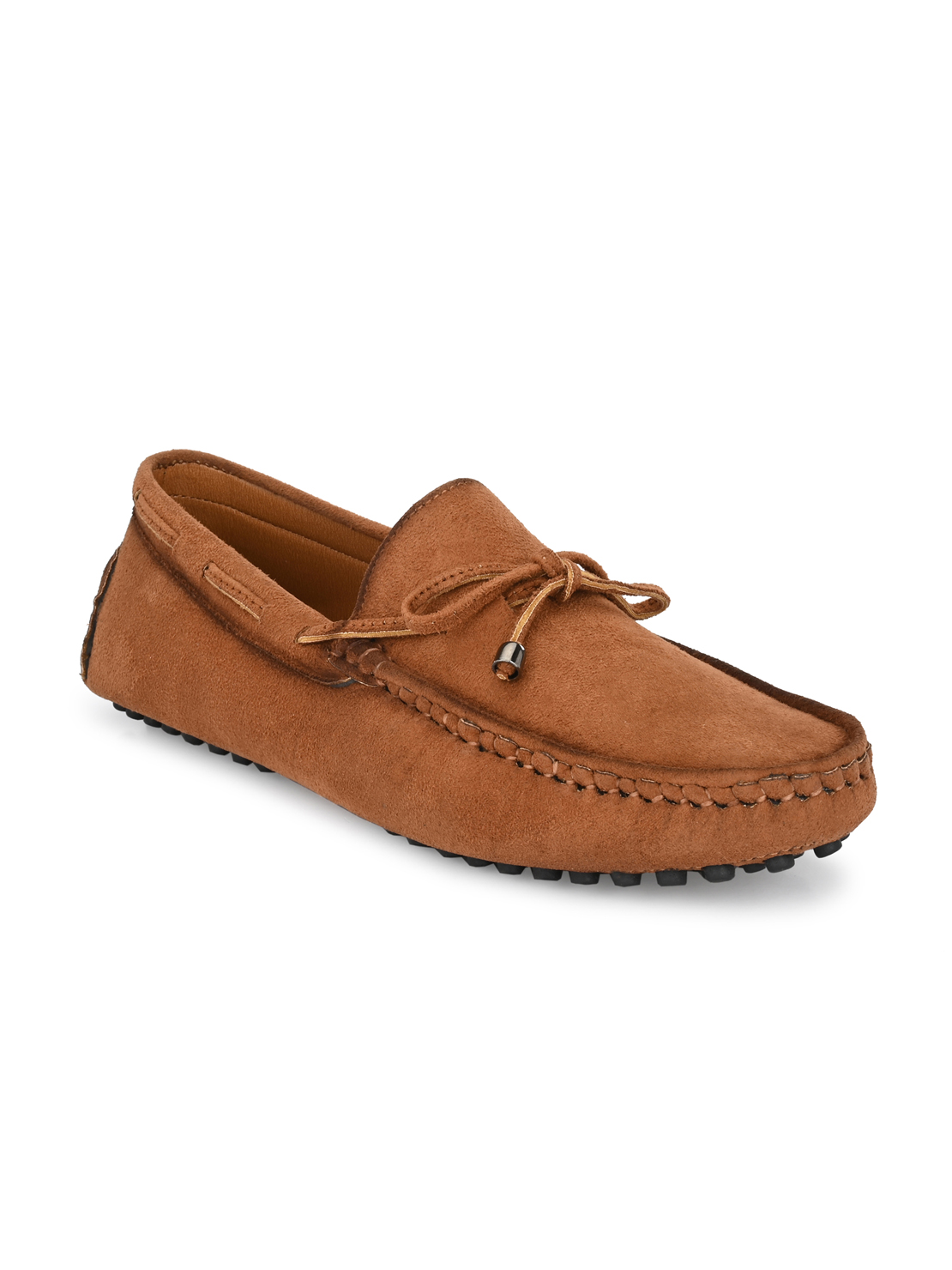 Guava | Guava Men's Driving Loafers Shoes - Tan