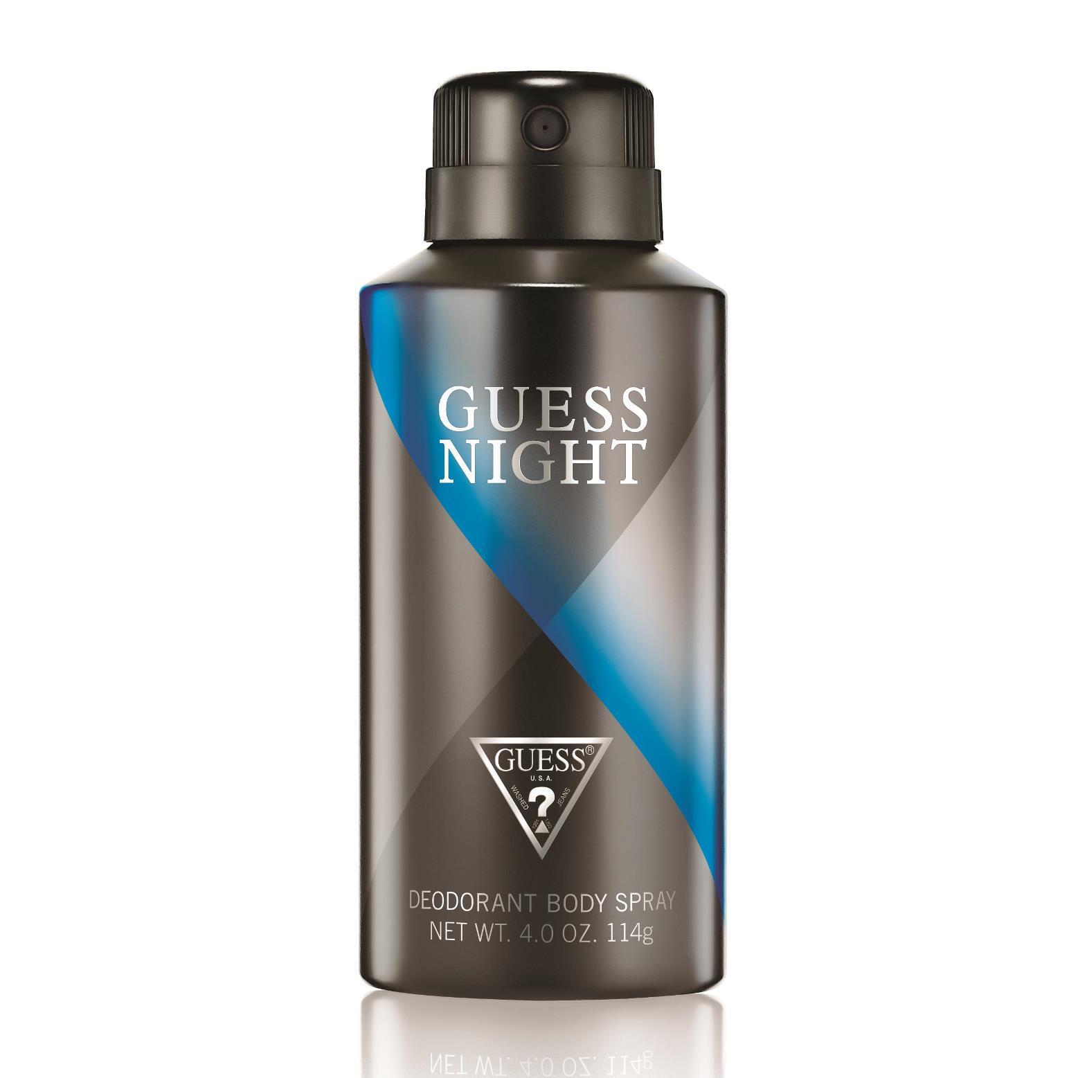GUESS | Night Deodorant Spray 96Gm