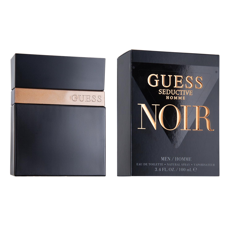 GUESS | Guess Seductive Homme Noir For Men Eau de Toilette 100ml