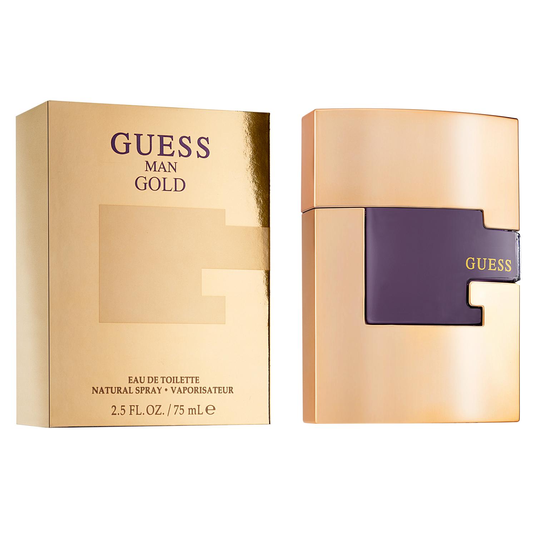 GUESS | Guess Man Gold Eau de Toilette 75ml