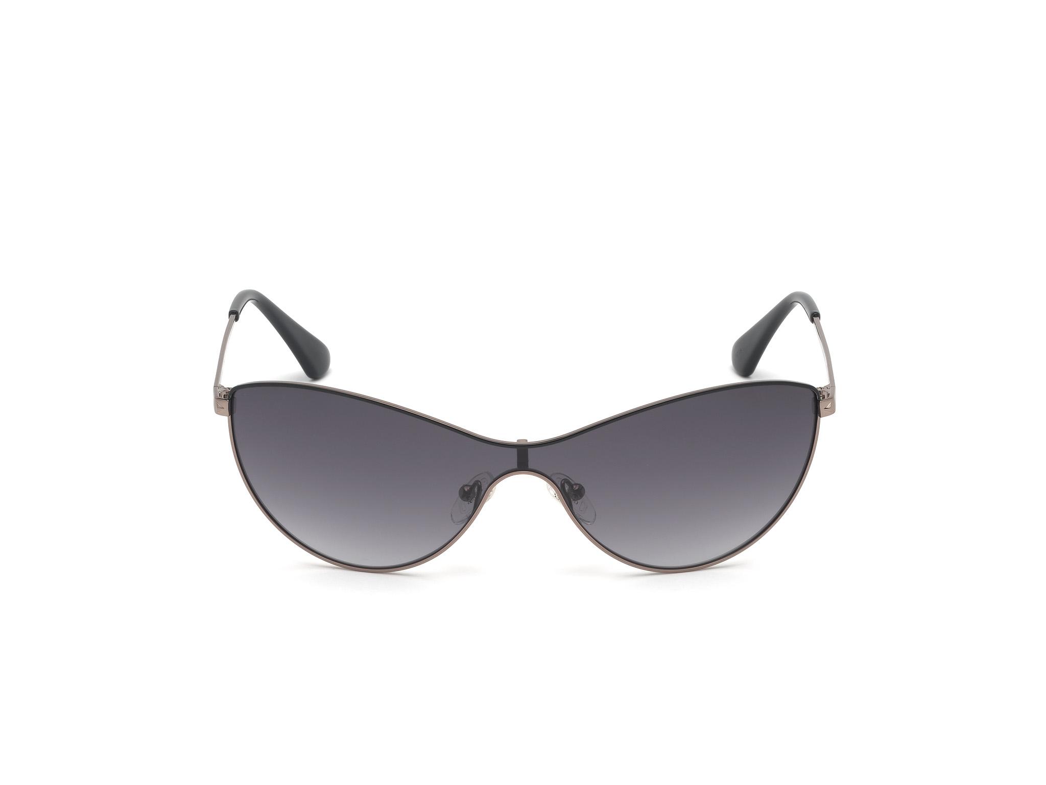 GUESS | Guess Black Frame With Grey Lens Cat Eye Shape Women Sunglass