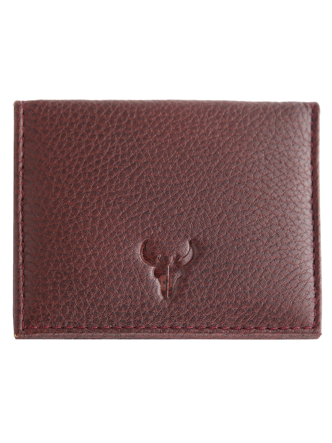 Napa Hide | Napa Hide RFID Protected Genuine High Quality Leather Maroon Wallet for Men