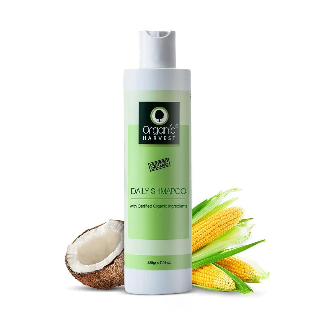 Organic Harvest | Daily Shampoo - 225ml