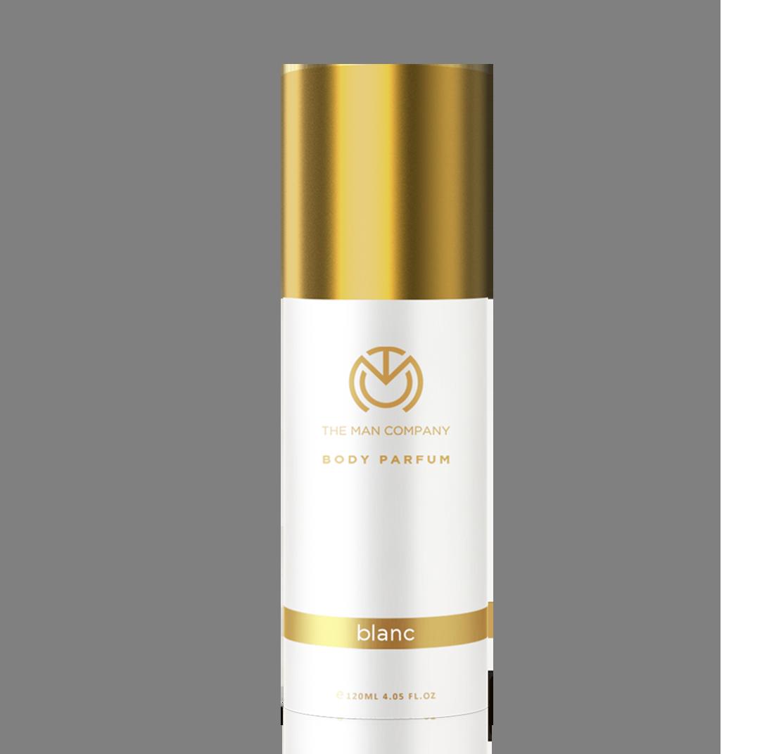 Blanc Men's Body Perfume - 120 ML