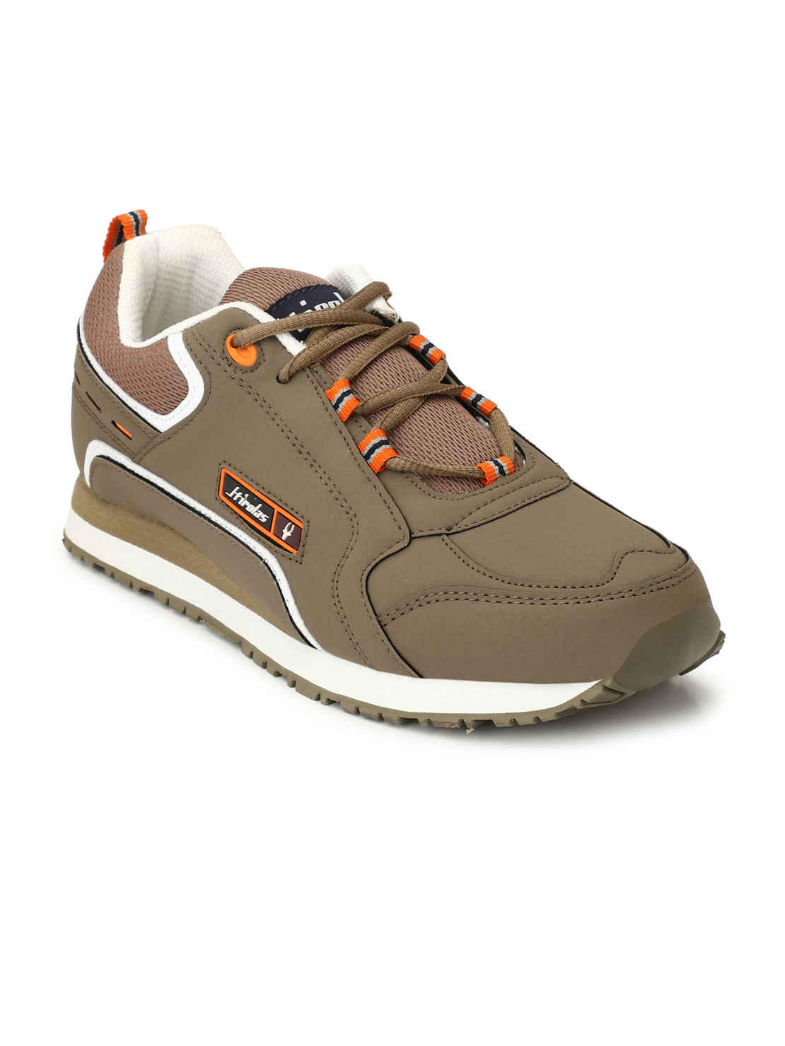 Hirolas   Hirolas Men's Multisport Sneaker Shoes- Chickoo