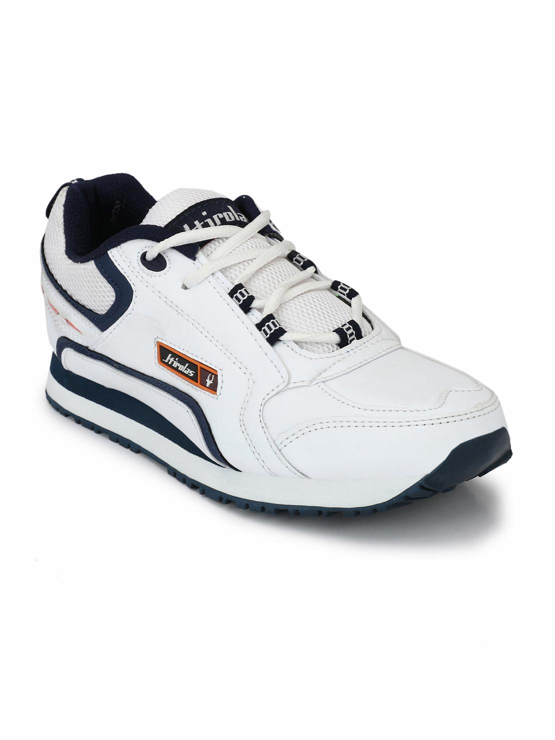 Hirolas   Hirolas Men's Multisport Sneaker Shoes- White