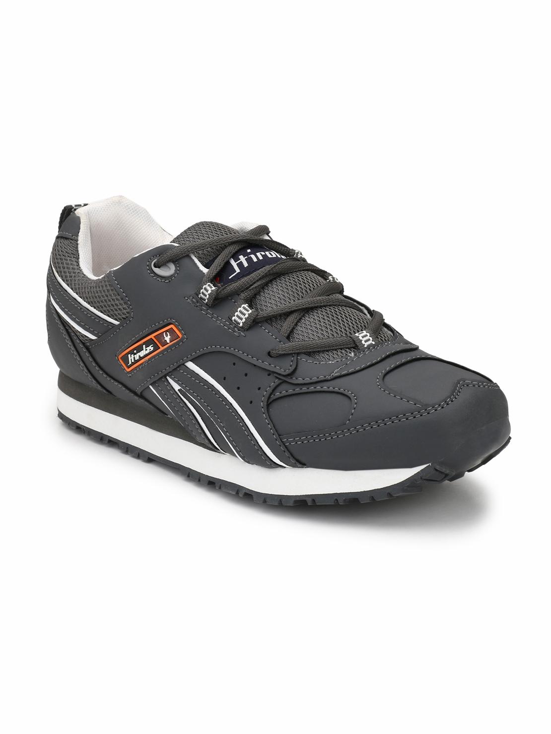 Hirolas   Hirolas Men's Multisport Sneaker Shoes- Grey
