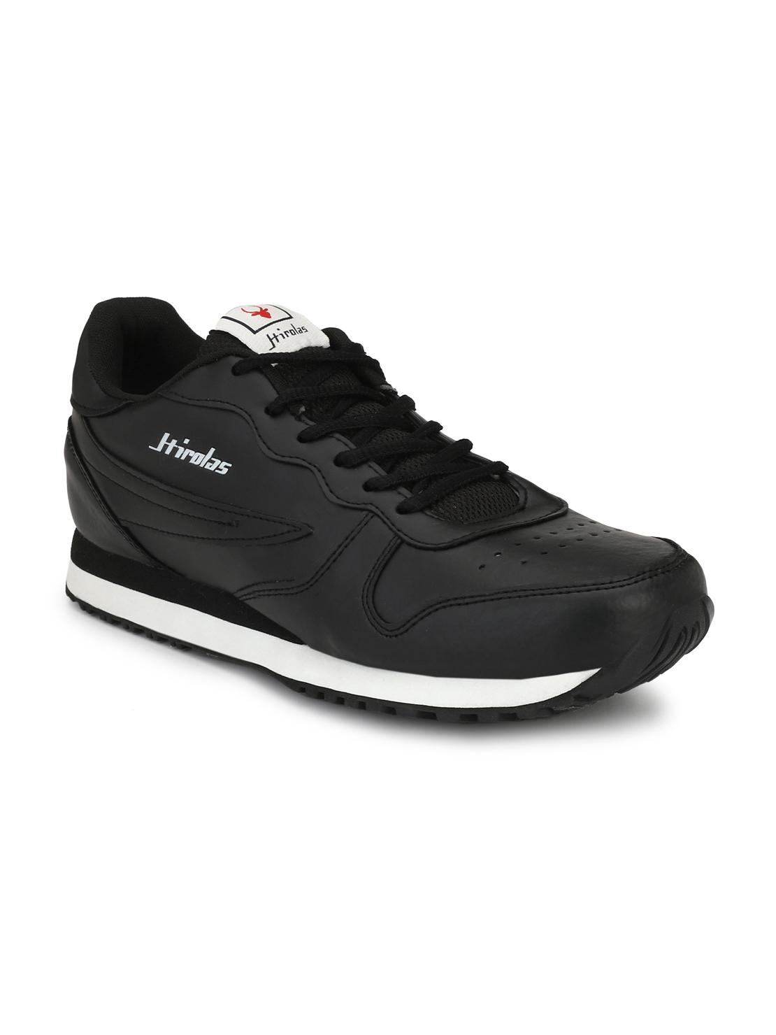 Hirolas   Hirolas Men's Multisport Jogger Shoes- White