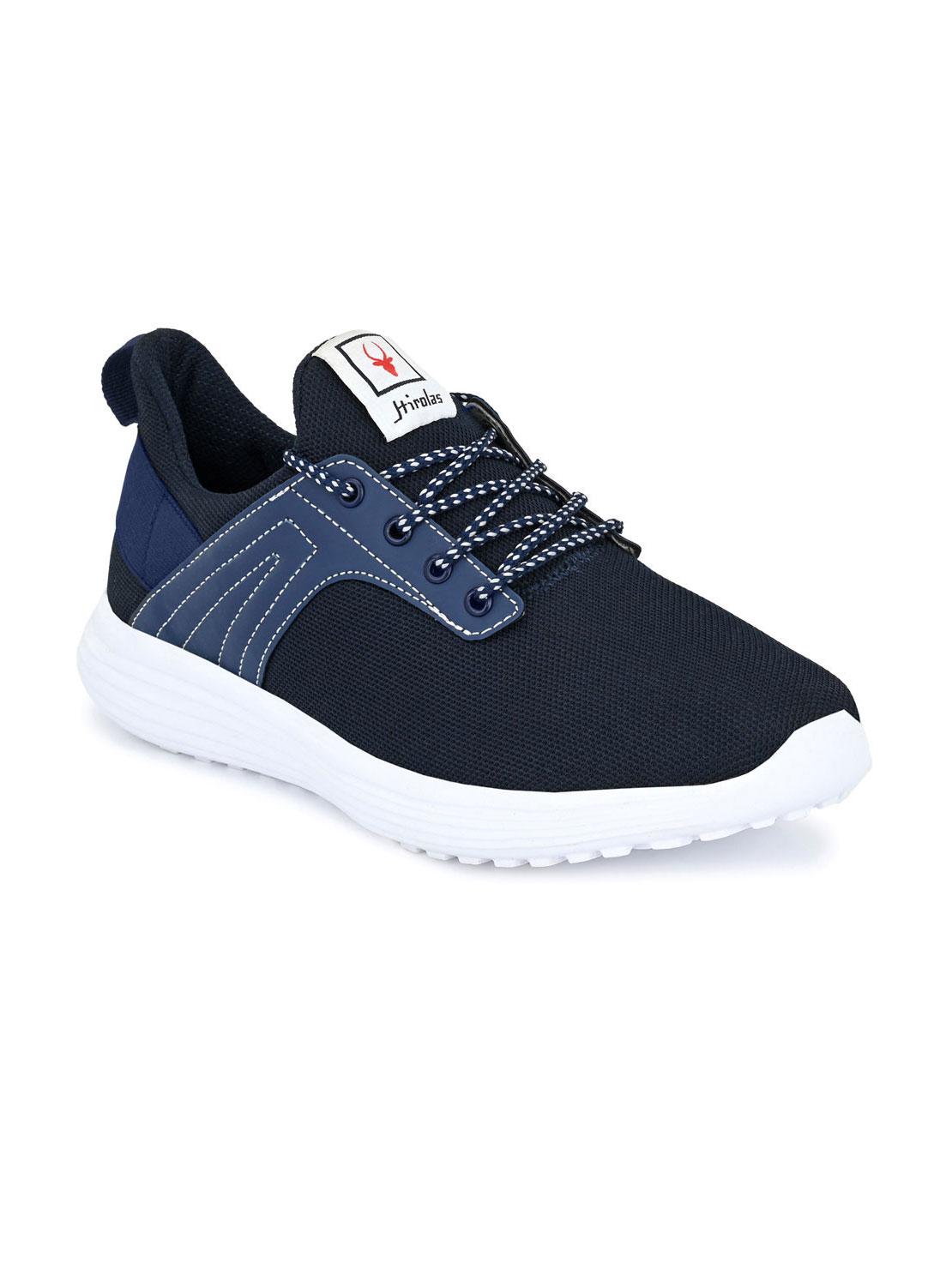 Hirolas | Hirolas® Men's Mesh Blue Running/Walking/Gym Sports Sneaker Shoes