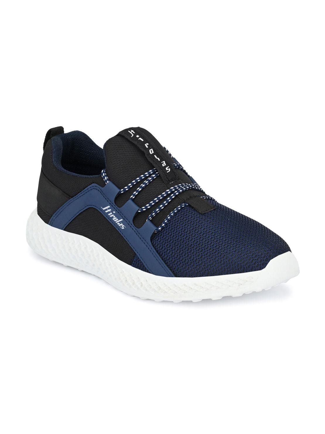 Hirolas | Hirolas® Men's Mesh Navy Running/Walking/Gym Sports Sneaker Shoes