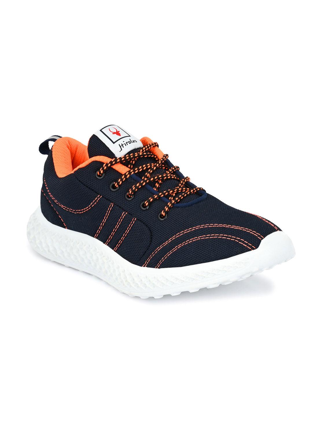 Hirolas | Hirolas® Men's Mesh Blue Gym/Running/Walking Sports Sneaker Shoes
