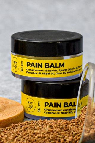 BodyCafe | BodyCafé Pain Balm