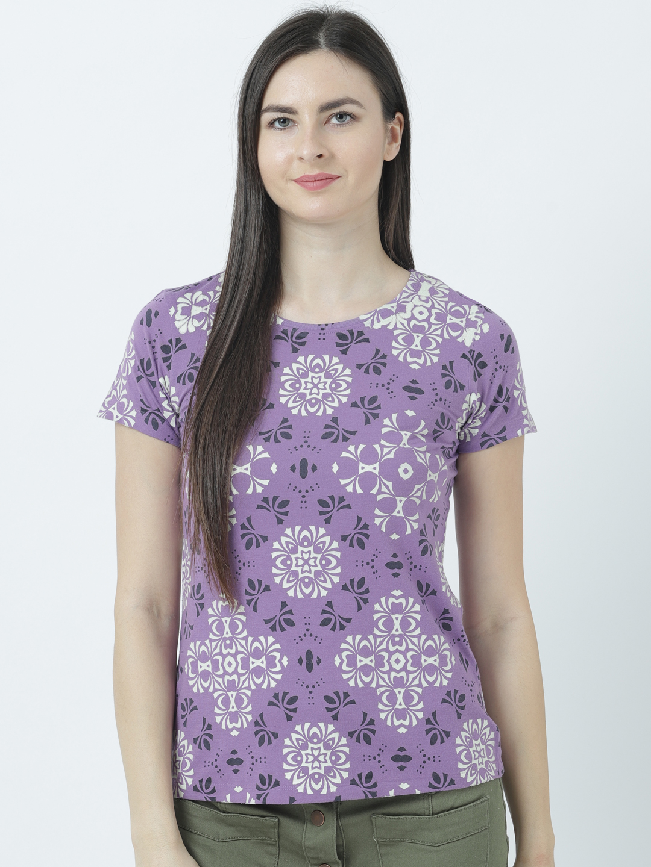 HUETRAP | Huetrap Womens Simple Tones  Graphic T-Shirt