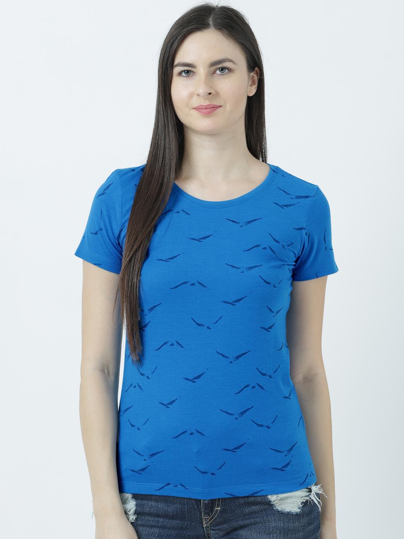 HUETRAP | Huetrap Womens Be Yourself  Graphic T-Shirt