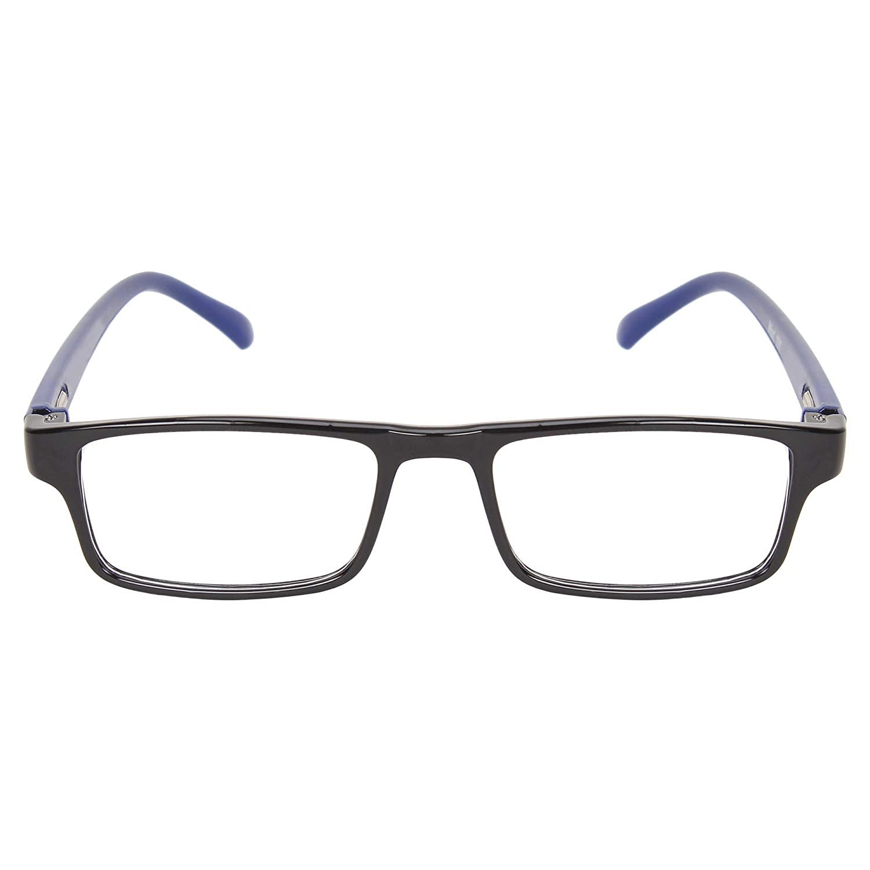 CREATURE | CREATURE Acetate TR Spring Hinge Unisex Spectacles Frame (Blue)