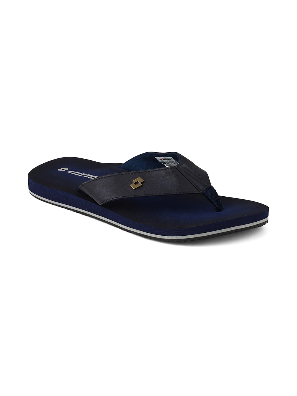 Lotto | Lotto Men's Agata Blue/Black Slippers