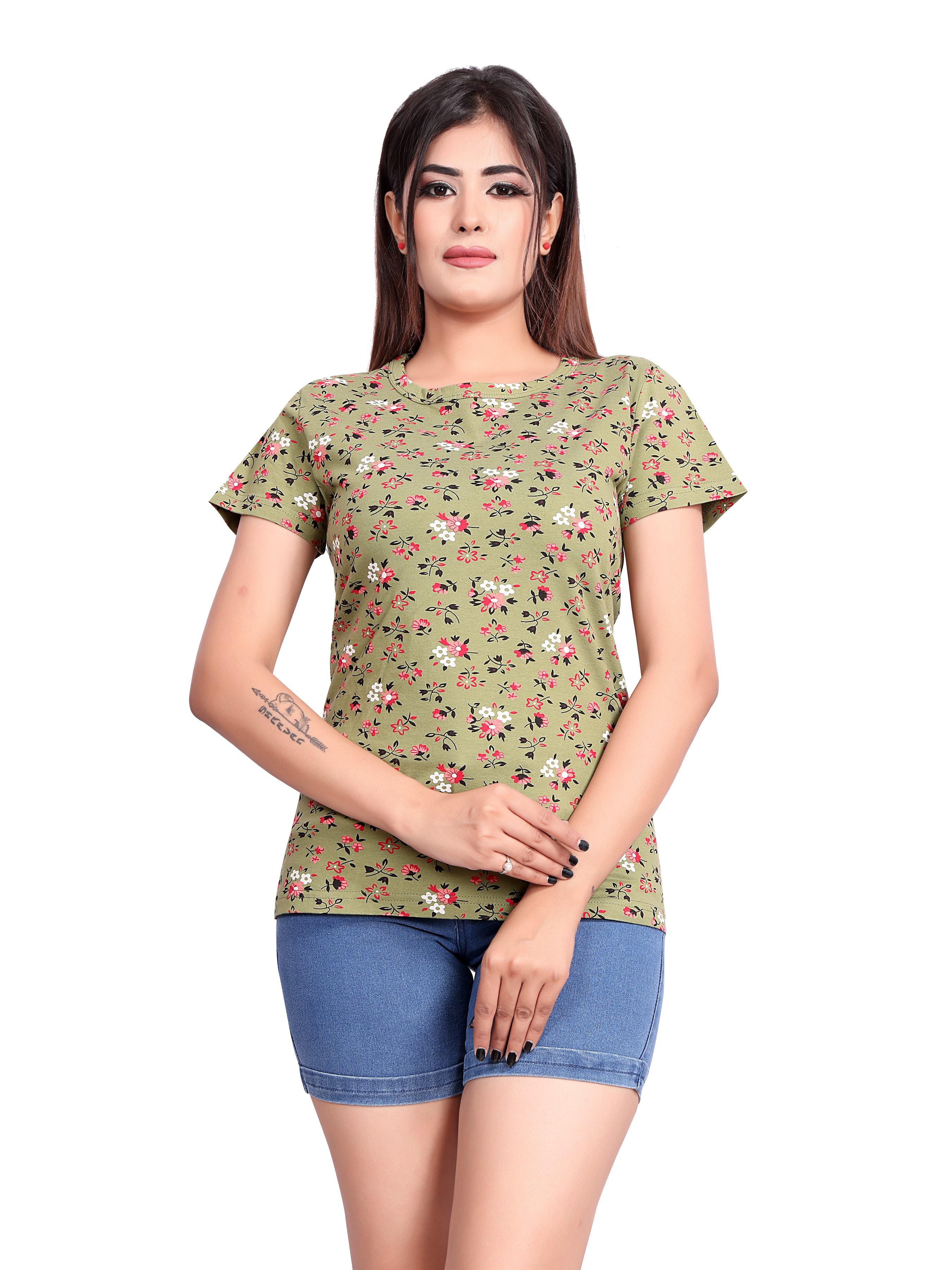 Impex | Impex Women's printed Tshirt