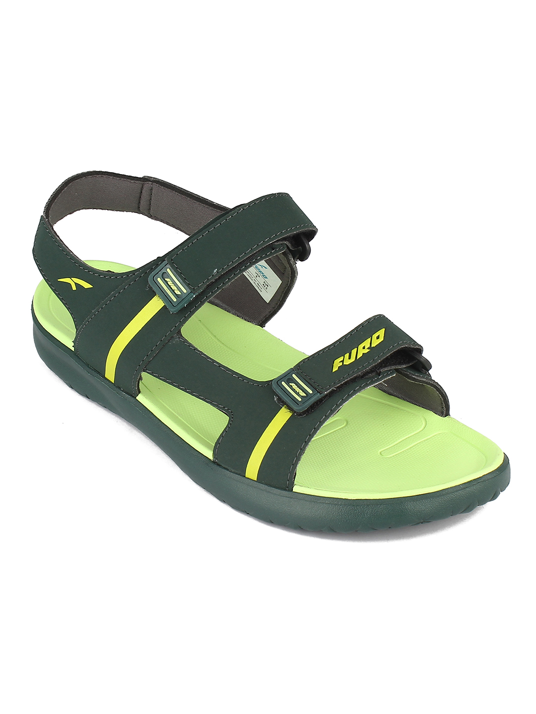 Furo | Furo Green Sandal For Men SM-210 C797