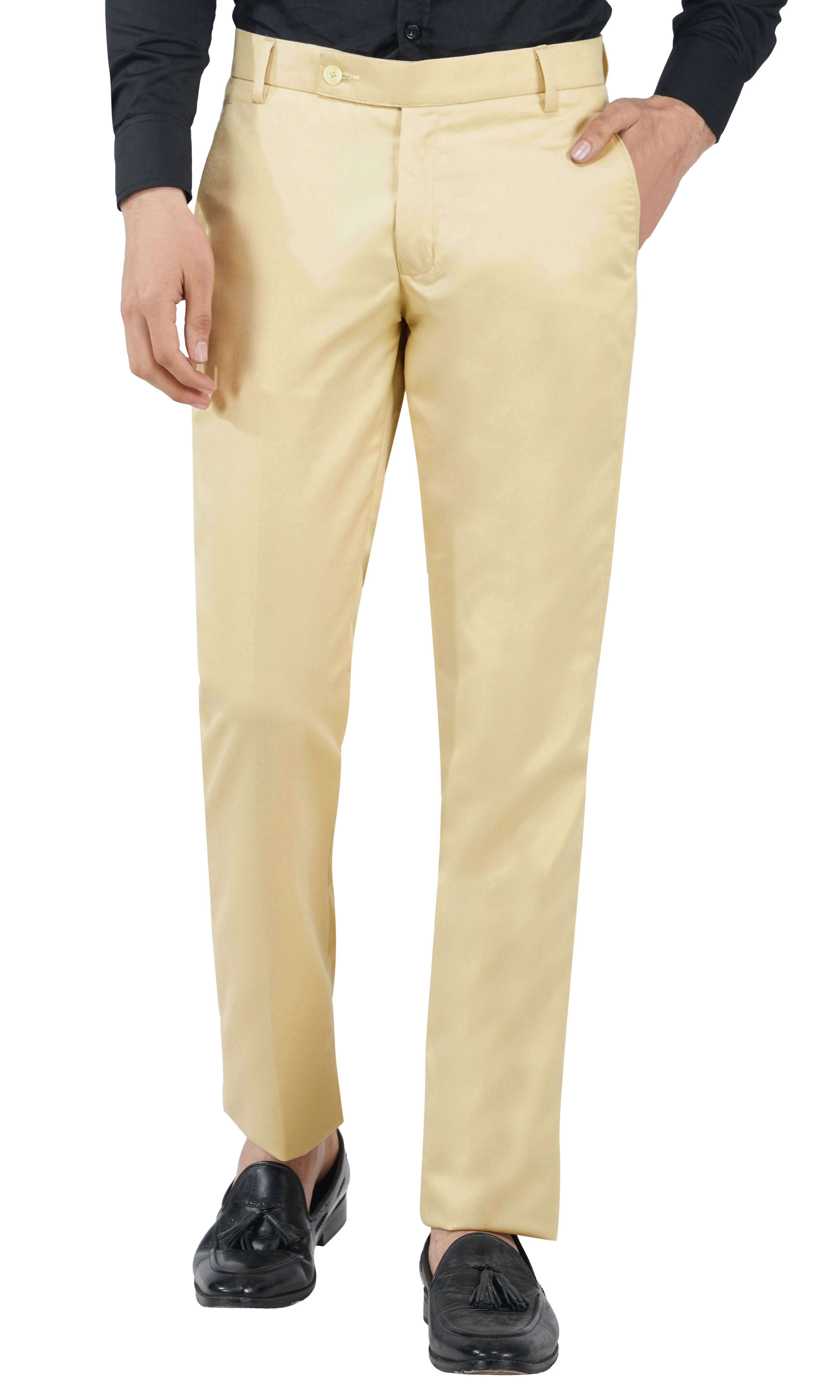 TAHVO   TAHVO Men formal trousers
