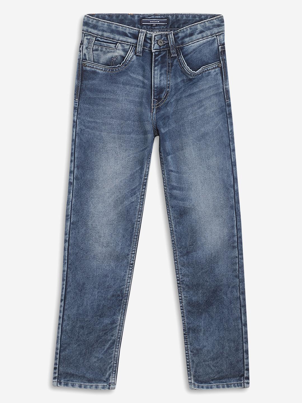 OCTAVE | Boys MEDIUM BLUE Jeans