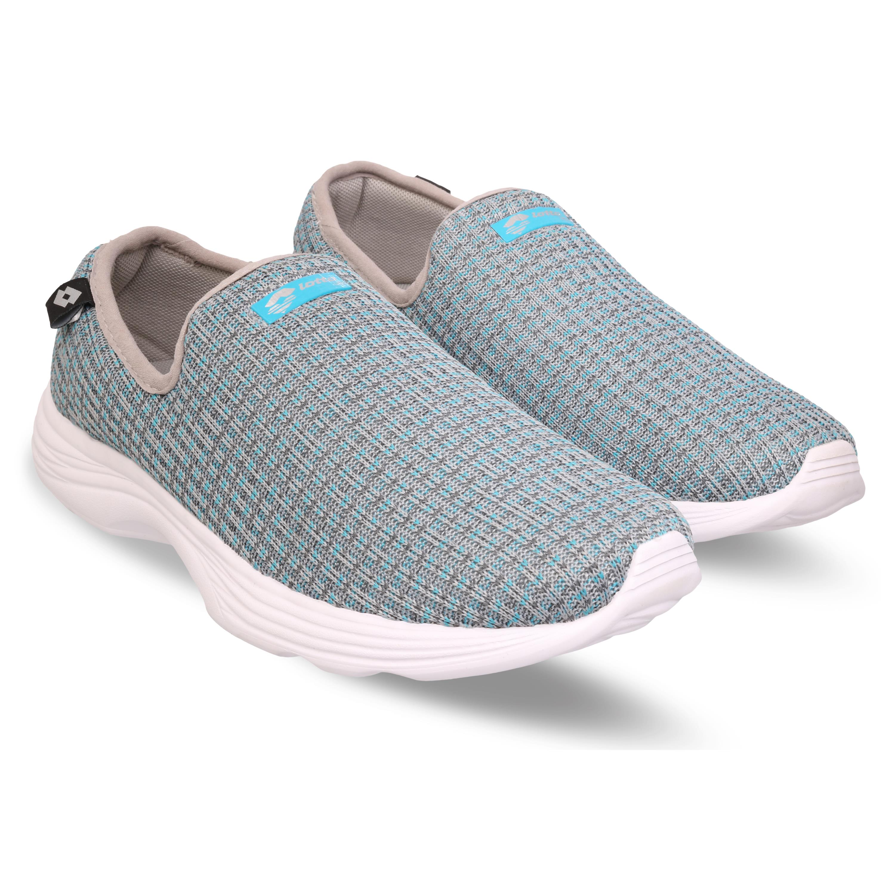 Lotto | Lotto Women's Runlite Slip On Turquoise/Grey Training Shoes