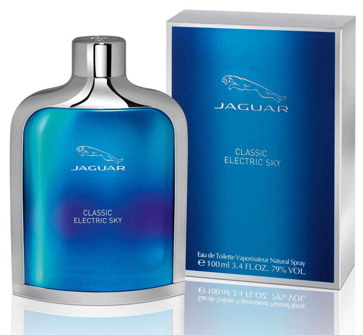 Jaguar | Jaguar Classic Electric Sky Eau de Toilette 100ml