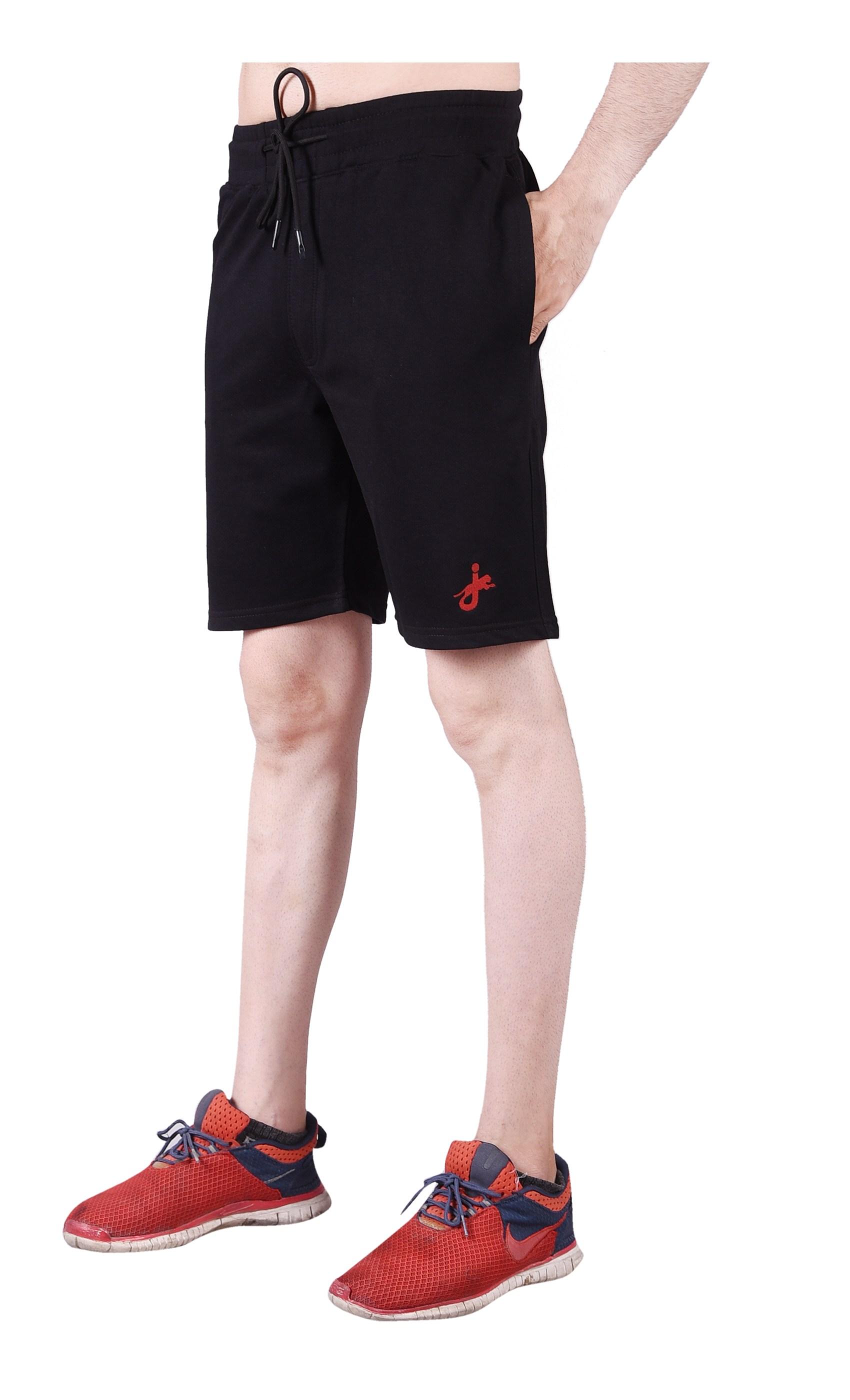 JAGURO   JAGURO Men's Cotton Shorts