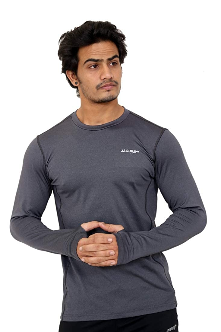 JAGURO | JAGURO Thumb Full Sleeve T-Shirt.