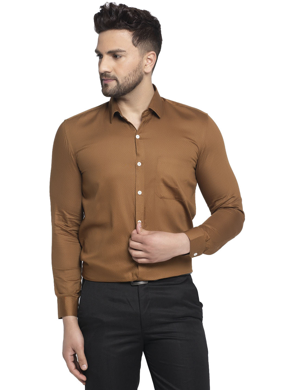 Jainish   Jainish® Men's Formal Shirts
