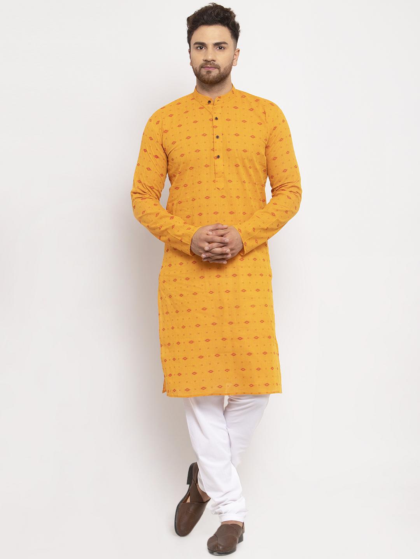 Jompers   Jompers® Men's Printed Kurta Pajama